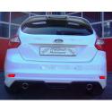 Silencioso trasero Acero Inox Ford focus III 1.6 TI 125cv 2011 - Hoy