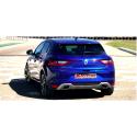 Silencioso trasero Groupe N Renault Megane 4 GT 1.6 TCE 205 Cv 2015 - Hoy