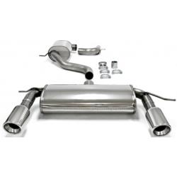 Línea de escape Duplex TA-Technix INOX Volkswagen Golf VI MK6 (Typ 5K) 2.0 GTi 211cv 2008 - 2014